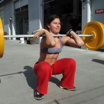 women_frontsquat