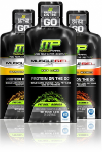 Muscle Gel Protein