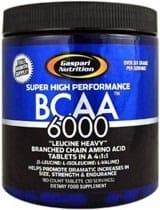 Gaspari BCAA 6000 tablets