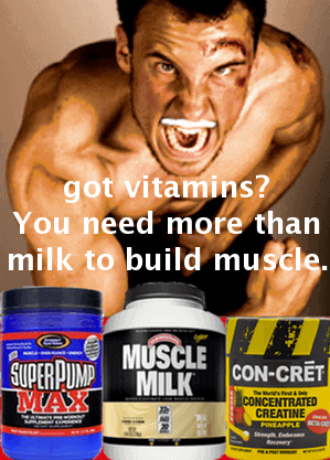 Sports And Nutritional Supplements