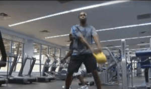 jimmy rollins kettlebells workout