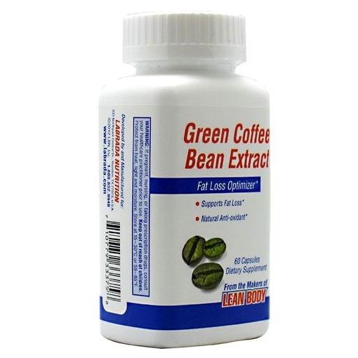 Labrada Green Coffee Bean Extract