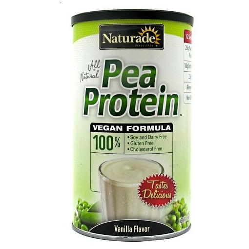 naturade pea protein powder