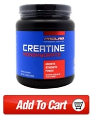 Intense workout creatine