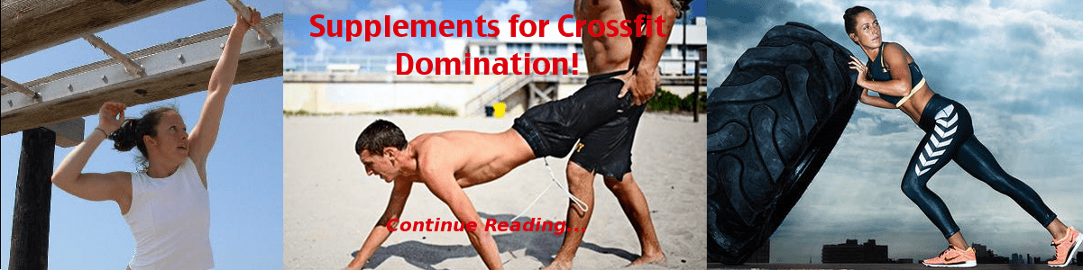 Supplements for Crossfit Workouts