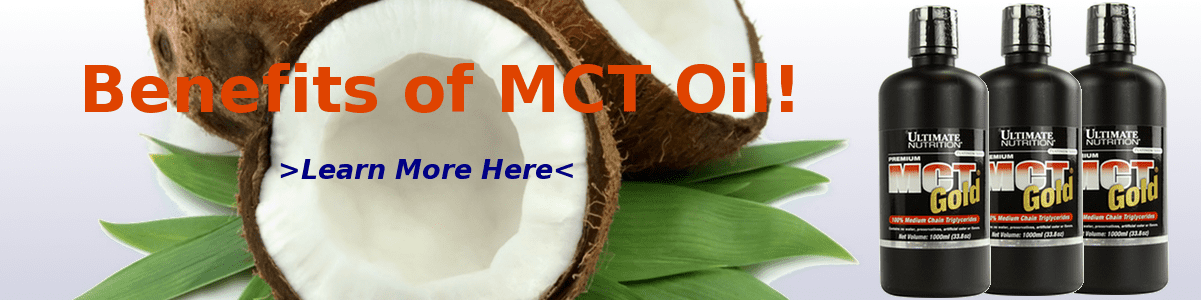 The benefits of MCT Oil!