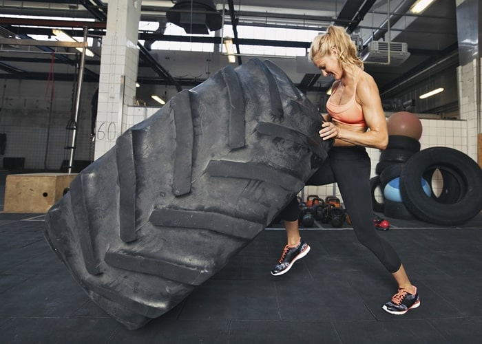 Crossfit supplements for women.
